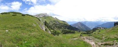 Rofan, Achensee, Tirol, Österreich Lizenzfreie Stockfotografie