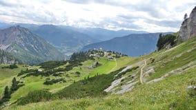 Rofan, Achensee, Tirol Österreich Stockbilder