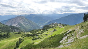 Rofan, Achensee, Tirol Österreich Lizenzfreie Stockfotografie