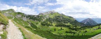 Rofan, Achensee, Tirol, Oostenrijk Stock Foto