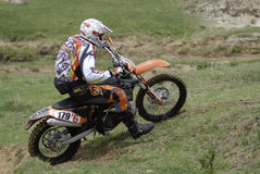 Roff of Africa  Hard Enduro Royalty Free Stock Photos