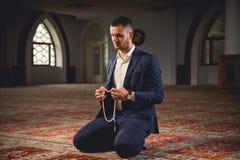 Rogación musulmán Fotos de archivo libres de regalías