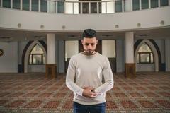 Rogación musulmán Fotografía de archivo
