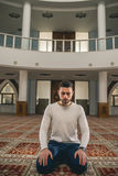Rogación musulmán Fotos de archivo
