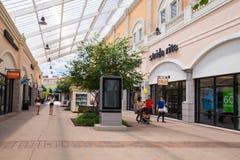 Rogacza NY Fabrycznego ujścia Parkowy centrum handlowe Zdjęcie Royalty Free