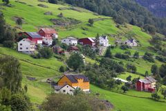 Rogaland, Norway Royalty Free Stock Images