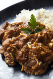 Rogan Josh Stockbild
