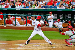 Roger Bernadina Washington Nationals Stock Photography