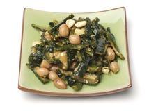 Roger Buah ogórek, arachid, mieszani warzywa Obrazy Royalty Free