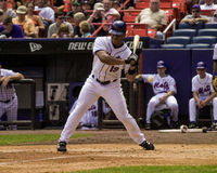 Roger Cedeno, New York Mets Images stock