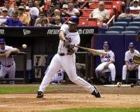 Roger Cedeno, New York Mets Fotografia Stock