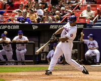 Roger Cedeno, New York Mets Royalty Free Stock Photo