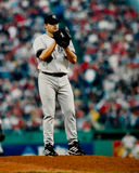 Roger Clemens New York Yankees Imagem de Stock