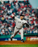 Roger Clemens New York Yankees Stock Afbeelding