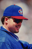 Roger Clemens Toronto Blue Jays Immagine Stock