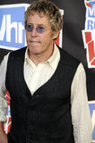 Roger Daltry appearing live. Stock Image