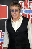 Roger Daltry appearing live. Royalty Free Stock Image