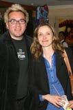Roger Durling,Julie Delpy Royalty Free Stock Image
