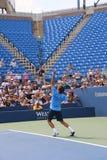 Roger Federer Stock Afbeelding