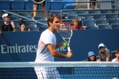 Roger Federer Royalty-vrije Stock Afbeeldingen