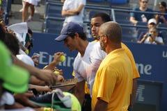 Roger Federer Immagini Stock