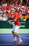 Roger Federer Royalty-vrije Stock Fotografie