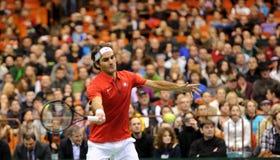 Roger Federer Fotografia Stock