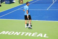 Roger Federer fotografia de stock