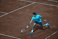 Roger Federer foto de stock