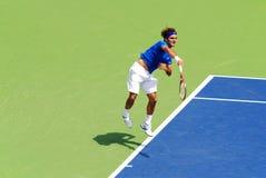 Roger Federer Royalty Free Stock Image