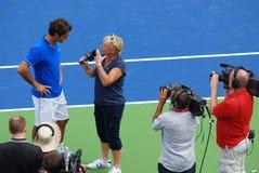 Roger Federer Stock Photo