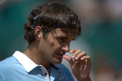 Roger Federer Suiza Fotografía de archivo libre de regalías