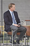 Roger Goodell NFL Commissioner Football CEO royalty free stock images