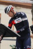 Roger Kluge Team IAM Cycling Stock Photos