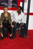 Roger krzyż, Cloris Leachman Zdjęcia Stock