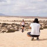 Roger Rocaat IIIrd international Fuerteventura hal Stock Photography