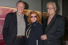 Roger Smith, Billy Wilder, Ann-Margret, Jon Voight Stock Photography