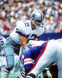Roger Staubach Dallas Cowboys Royaltyfri Foto