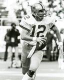 Roger Staubach Dallas Cowboys Stock Photo