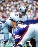 Roger Staubach Dallas Cowboys Royalty Free Stock Photo