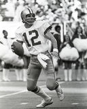 Roger Staubach Royalty Free Stock Images