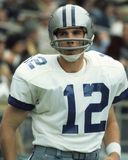 Roger Staubach Royalty Free Stock Photography