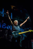 Roger Waters (Pink Floyd) bass guitar Royalty Free Stock Photo