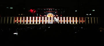 Roger Waters, The Wall Royalty Free Stock Images