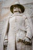 Roger Williams, hervormingsmuur, Genève, Zwitserland Stock Afbeelding