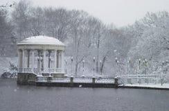 Roger Williams Park Arkivbilder