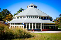 Roger Williams Park Carousel Foto de archivo