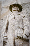 Roger Williams, reformation wall, Geneva, Switzerland. Stock Image