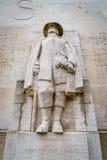 Roger Williams, reformowanie ściana, Genewa, Szwajcaria Fotografia Royalty Free