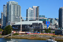 Rogers Arena Immagine Stock